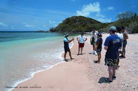 Great Barrier Reef Frankland Islands Tour