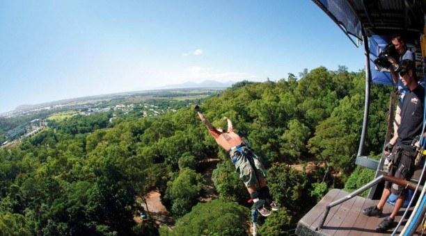 Bungy Cairns North Queensland Australia