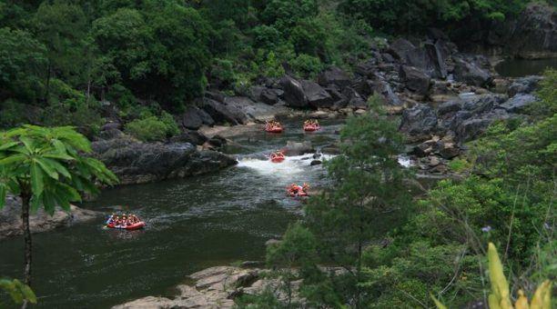 Barron River - Rafting
