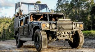 Aussie Hummer Adventure by Night
