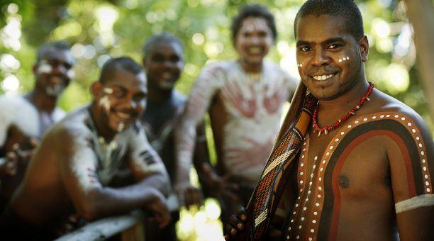 Indigenous Dancers