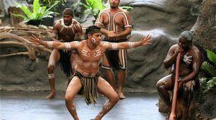 Tjapukai Dancers