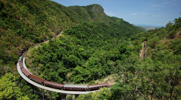 Kuranda Scenic Railways Horseshoe